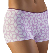 Load image into Gallery viewer, Urbanist Padded Cycling Knickers - Purple Flower