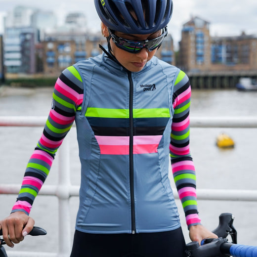 Stolen Goat Bodyline Womens Core Cycling Gilet - Sector