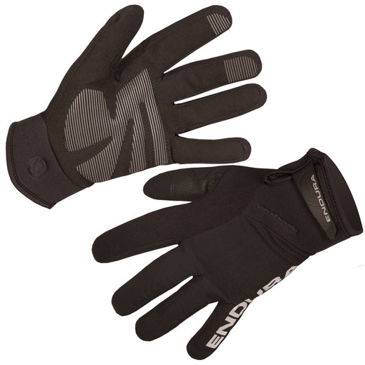 Endura Strike II Glove - Black | Velo Vixen