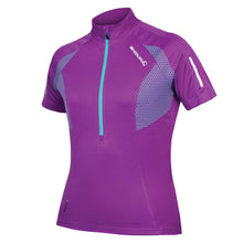 Load image into Gallery viewer, Endura Xtract Jersey (Lilac) | VeloVixen