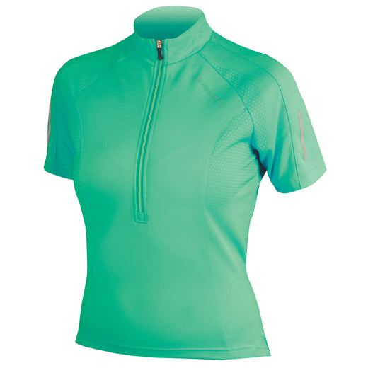 Endura Xtract Jersey (Mint Green) | VeloVixen