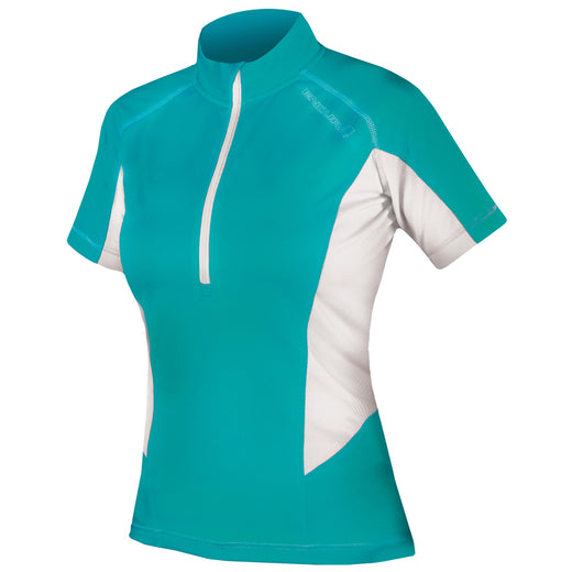 Endura Pulse Jersey (Teal)