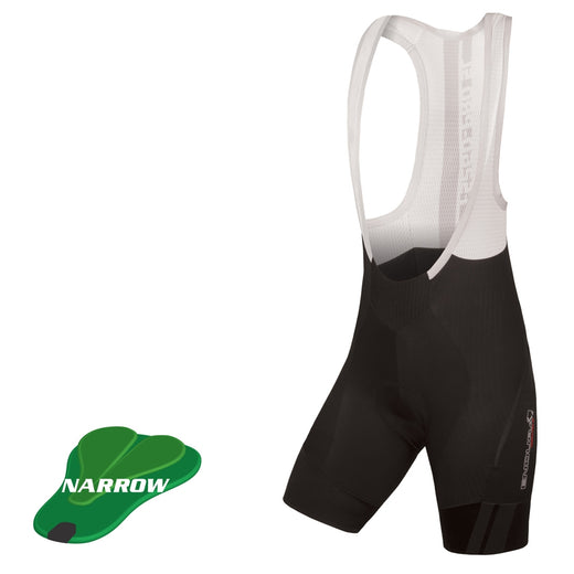 Endura Pro SL Bibshort DS (Narrow Pad) - Black | VeloVixen