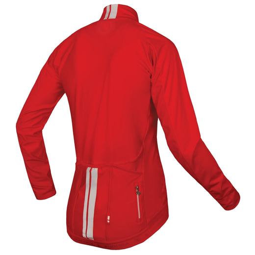 Endura FS260-Pro Jetstream Long Sleeve Jersey - Red
