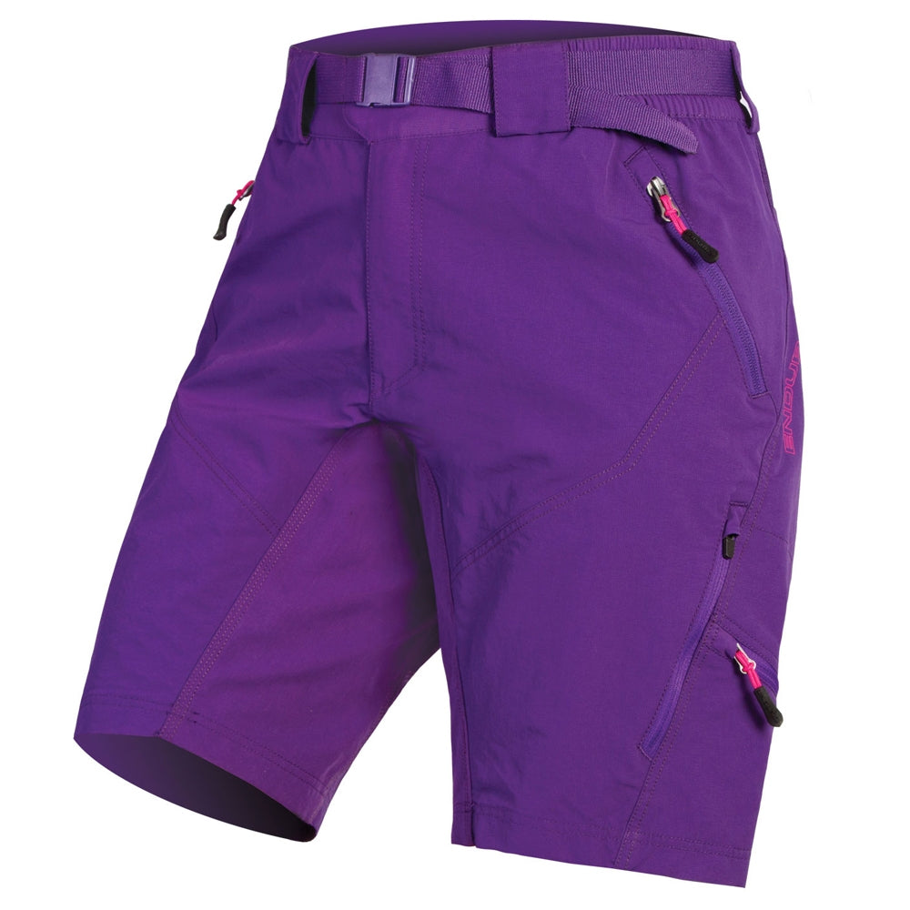 Endura Hummvee Short II - Purple | VeloVixen
