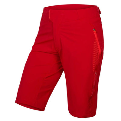 Endura SingleTrack Lite Short II - Rust Red