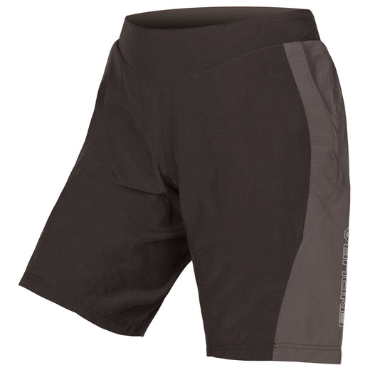 Endura Pulse Short - Black | Velo Vixen