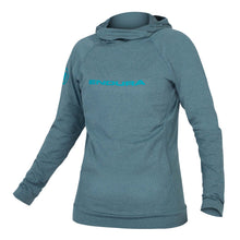 Load image into Gallery viewer, Endura Singletrack Hoodie - Kingfisher | VeloVixen