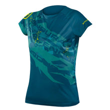 Load image into Gallery viewer, Endura SingleTrack Print T - Kingfisher (Limited Edition)