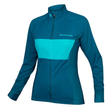 Load image into Gallery viewer, Endura FS260-Pro Jetstream Long Sleeve Jersey II - Kingfisher | VeloVixen