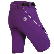 Load image into Gallery viewer, Endura SingleTrack Lite Short (Purple)