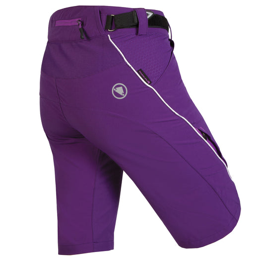 Endura SingleTrack Lite Short (Purple)