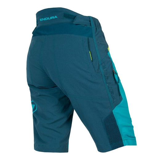Endura womens blue mtb shorts