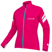 Load image into Gallery viewer, Endura Windchill Jacket II - Cerise | VeloVixen