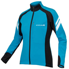 Load image into Gallery viewer, Endura Windchill Jacket II - Ultramarine | VeloVixen