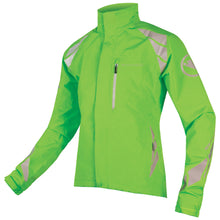 Load image into Gallery viewer, Endura Luminite DL Jacket (Hi-Viz Green) | VeloVixen