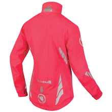 Load image into Gallery viewer, Endura Luminite DL Jacket (Hi-Viz Pink) | VeloVixen
