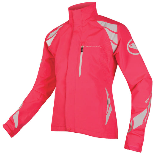 Endura Luminite DL Jacket (Hi-Viz Pink)
