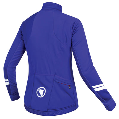 Endura Pro SL Thermal Windproof Jacket - Cobalt Blue