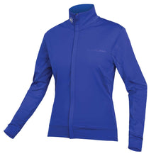 Load image into Gallery viewer, Endura Xtract Roubaix Long Sleeve Jersey - Cobalt Blue