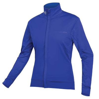 Endura Xtract Roubaix Long Sleeve Jersey - Cobalt Blue