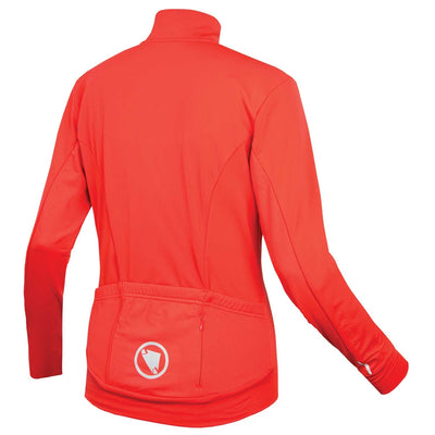 Endura Xtract Roubaix Long Sleeve Jersey - Coral