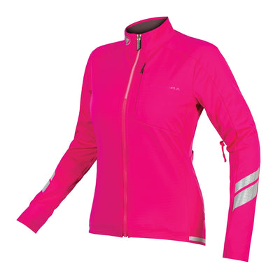 Endura Windchill Jacket - Cerise