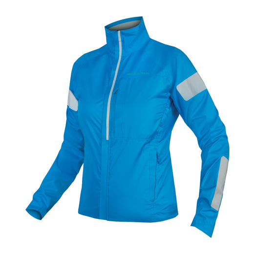 Endura Urban Luminite Jacket - Hi-Viz Blue | VeloVixen