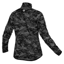 Load image into Gallery viewer, Endura reflective windproof cycling jacket for women