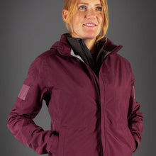 Load image into Gallery viewer, Endura Urban 3 in 1 Waterproof Jacket - Mulberry
