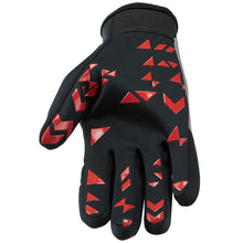 Load image into Gallery viewer, Madison Element Softshell Gloves - Black / Chilli Red