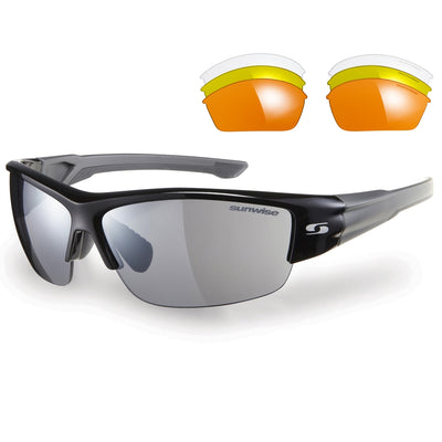 Sunwise Evenlode Sunglasses - Black