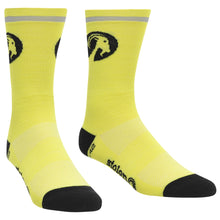 Load image into Gallery viewer, Stolen Goat Merino Socks - Fluoro Yellow