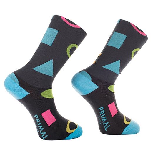Primal Get In Shape Cycling Socks | Velo Vixen