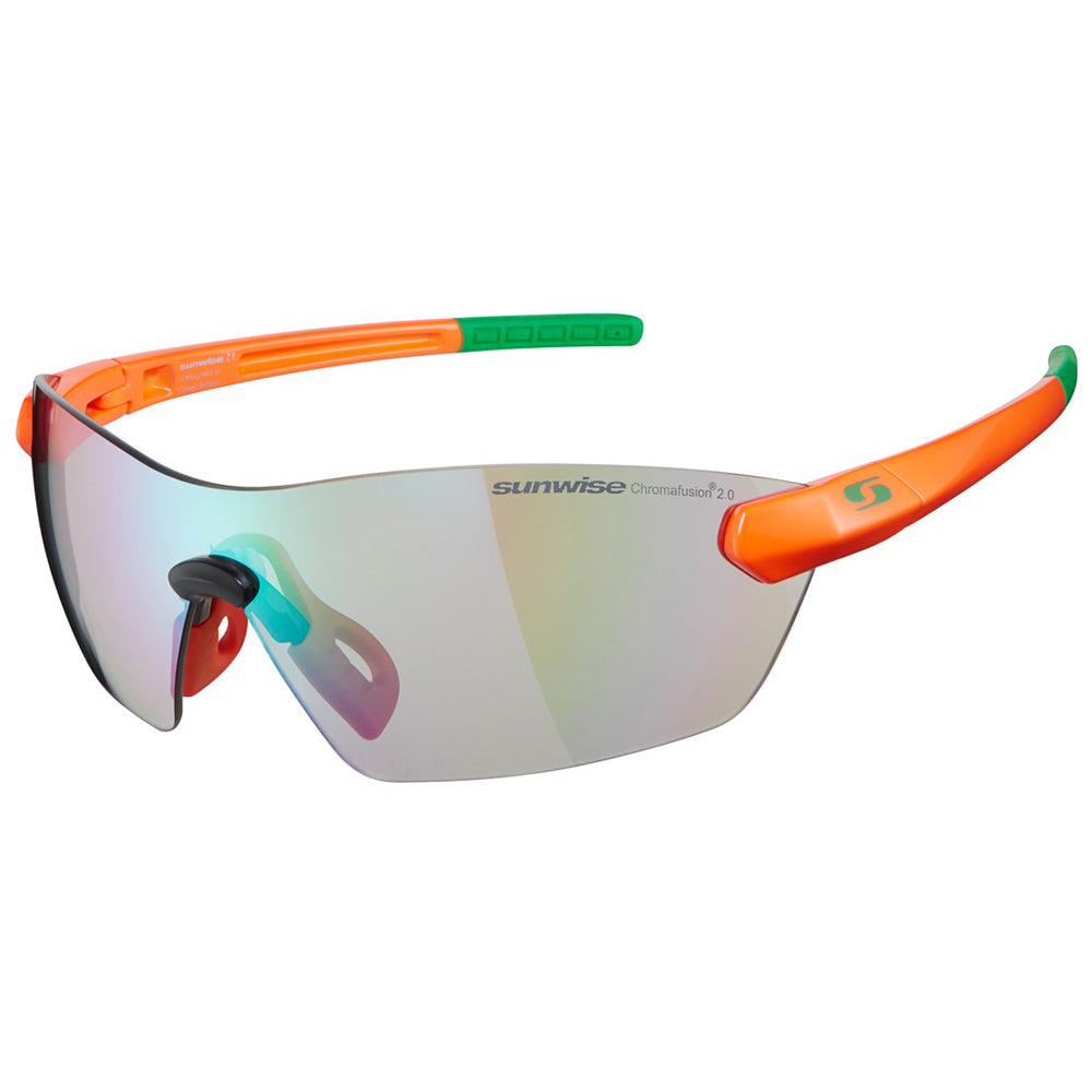 Sunwise Hastings Sunglasses - Fire