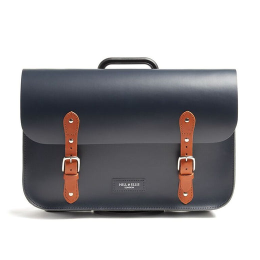 Hill & Ellis Percy Leather Cycling Bag