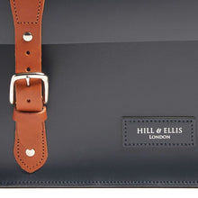 Load image into Gallery viewer, Hill & Ellis Percy Leather Cycling Bag