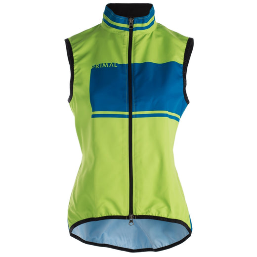 Primal Eighty8 Lightweight Gilet (Green)