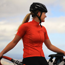 Load image into Gallery viewer, Stolen Goat Core Cycling Jersey - Orange