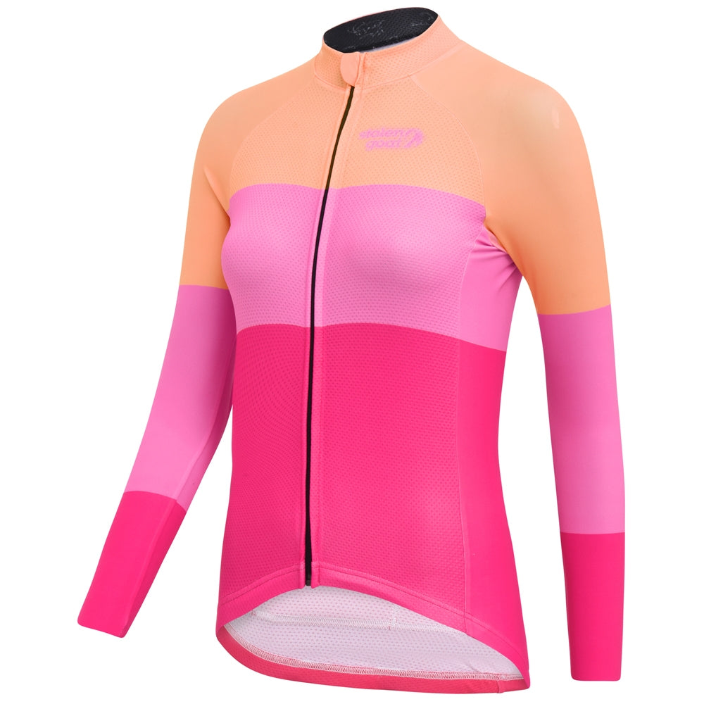 Stolen Goat Bodyline Cycling Jersey - Industry Pink