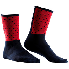 Load image into Gallery viewer, Rivelo Whitwell Socks - Navy/Red | Velo Vixen
