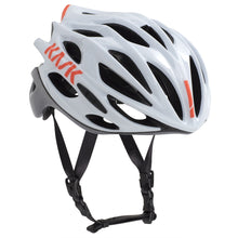 Load image into Gallery viewer, Kask Mojito X Helmet - White/Ash/Orange Fluo
