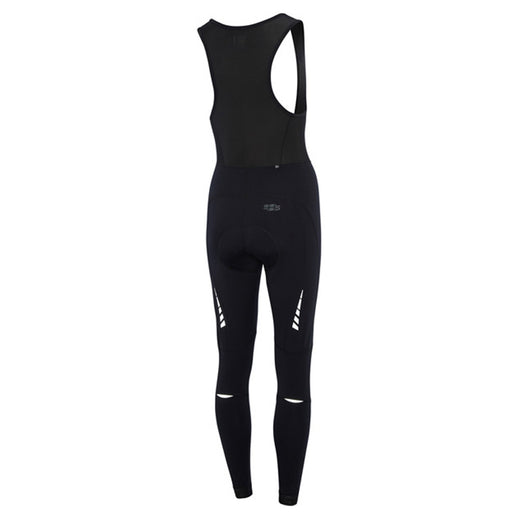 Madison Keirin Padded Bib Tights - Black