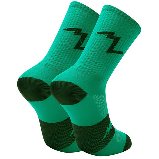 Morvélo Series Emblem Socks - Kelly