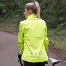 Load image into Gallery viewer, Proviz Switch Reversible Jacket - Yellow/Reflective