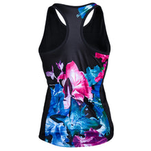 Load image into Gallery viewer, Primal floral cycling tank top Hawaiian