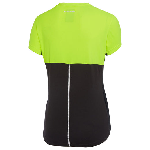 Madison Stellar Jersey- Hi Viz Yellow