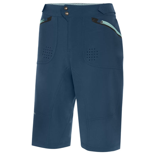 Madison Flux Women's Shorts - Ink Navy | VeloVixen