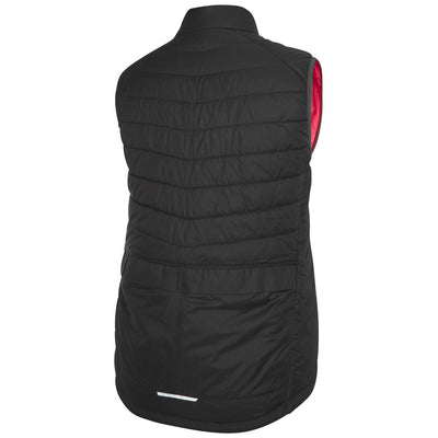 Madison Isoler Insulated Reversible Gilet - Phanton / Fiery Pink