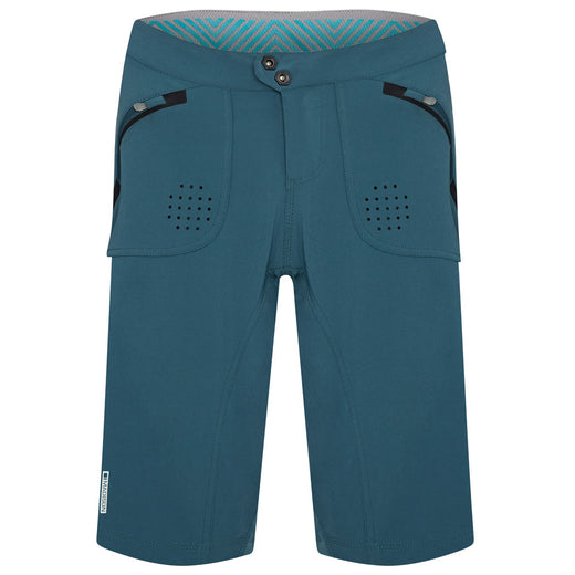 Madison Flux Women's Shorts - Maritime Blue | VeloVixen
